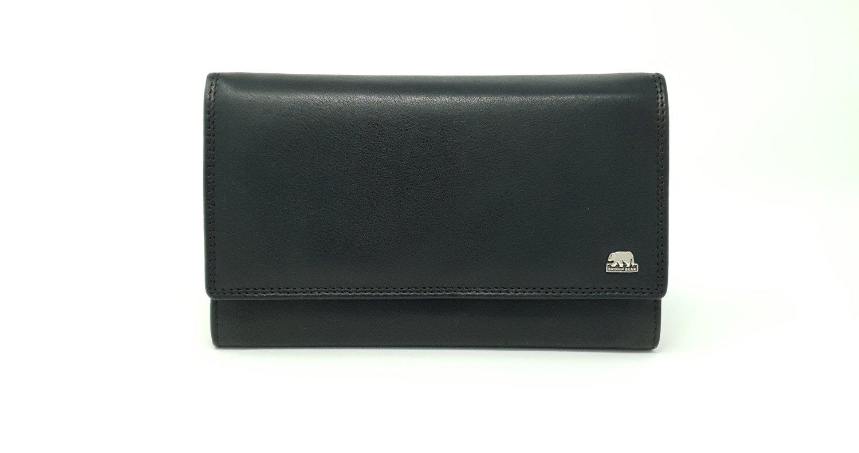 Women's purse, Brown Bear line, L-size