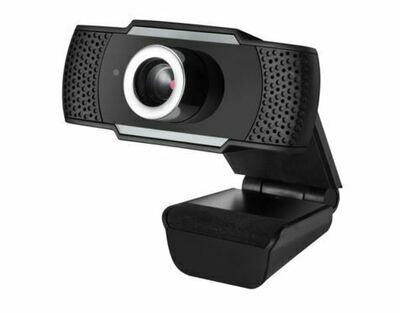 Adesso CyberTrack H4 USB Webcam