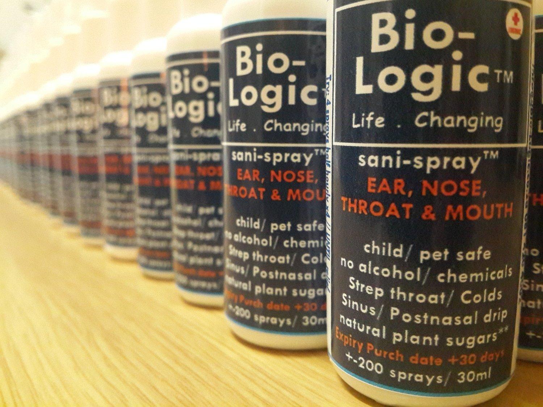 030ml+- sani-spray tm  ENT (Ear, Nose & Throat + Mouth)  +-200 sprays