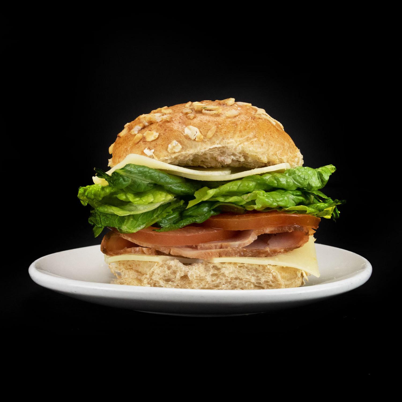 """Ham & Swiss Sliders """"BYO Tray"""""""