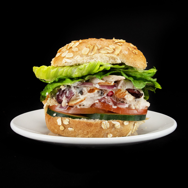 "Chicken Feta Salad Slider ""BYO Tray"""