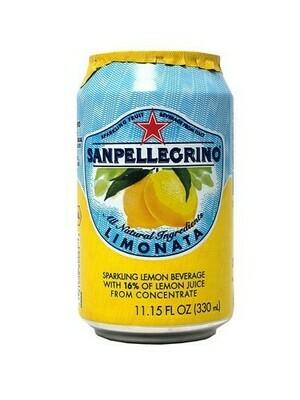 San Pellegrino Limonata 12oz