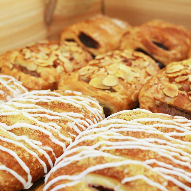 Full Size Filled Croissant