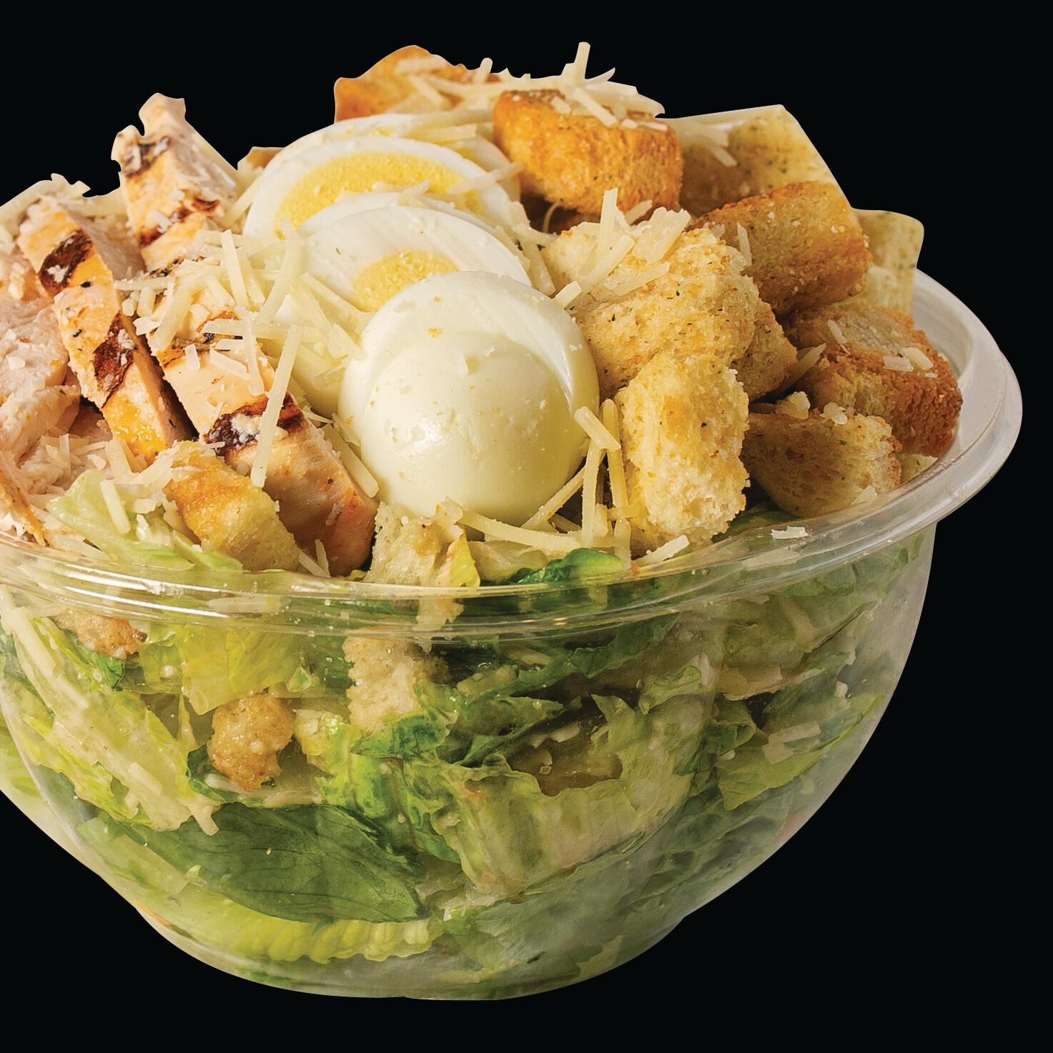 Chicken Caesar Salad (32oz)