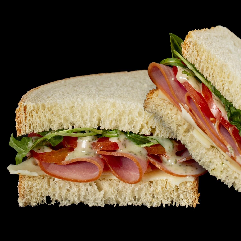 Ham & Swiss | Salad or Salad COMBO