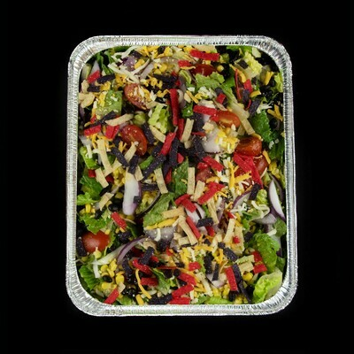 Fiesta Santa Fe Salad Pan