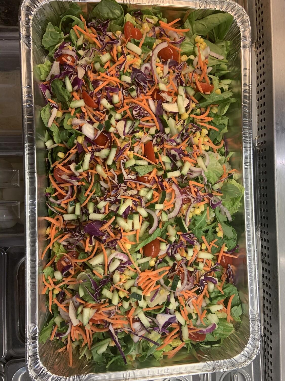 Iowa Garden Salad (GF, Vegan, DF)