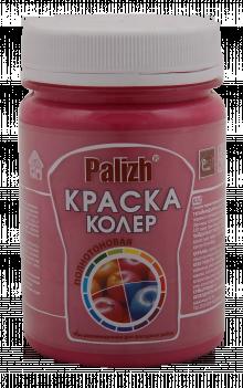 """Краска-колер акриловая """"Palizh"""" 107 (Рубин)"""