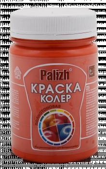 "Краска-колер акриловая ""Palizh"" 126 (Персик)"
