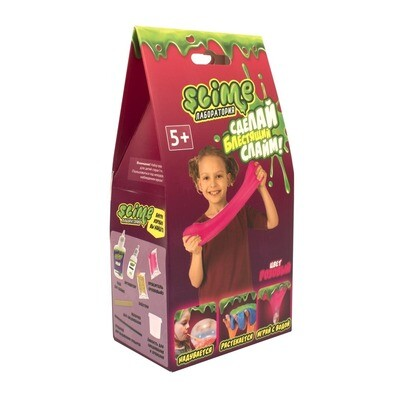 Малый набор для девочек Slime