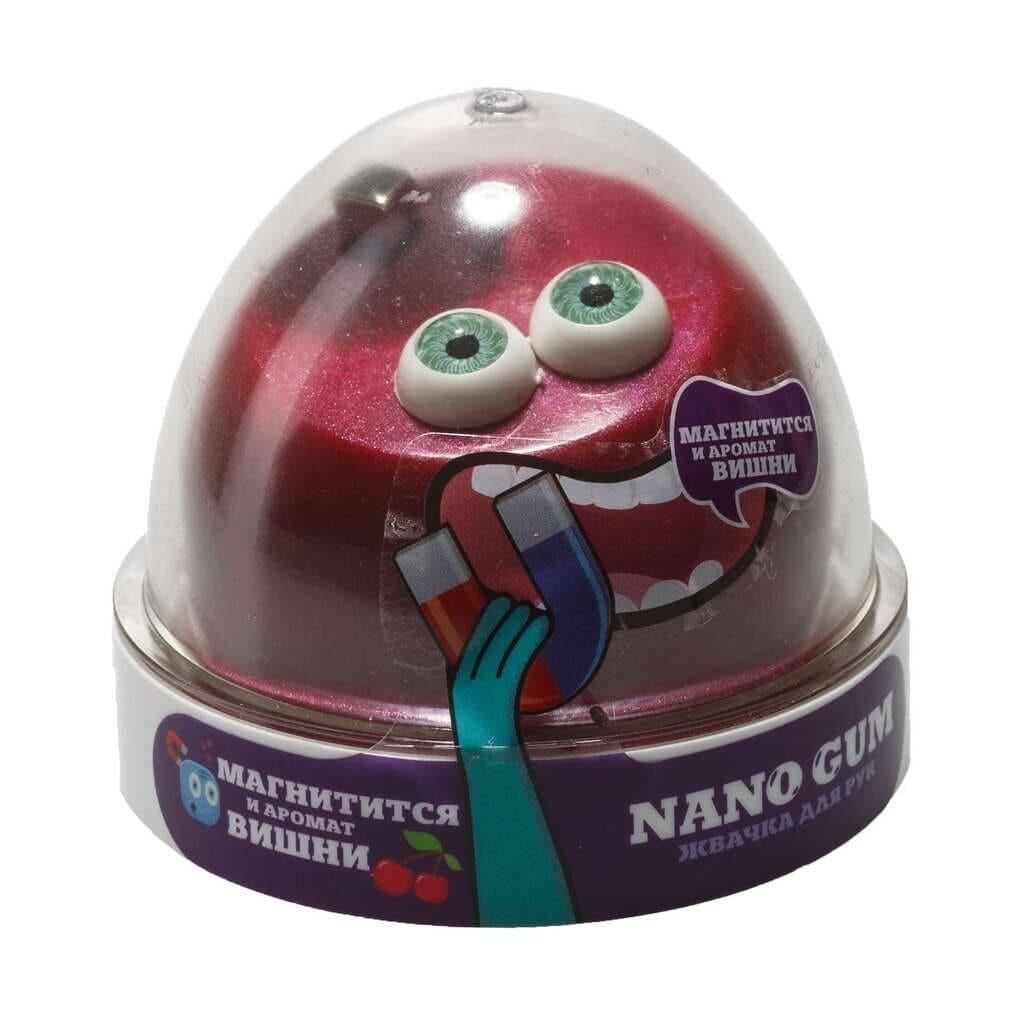 Nano Gum, магнитный с ароматом вишни 50 гр
