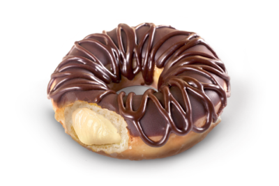 Boston Kreme Filled Ring