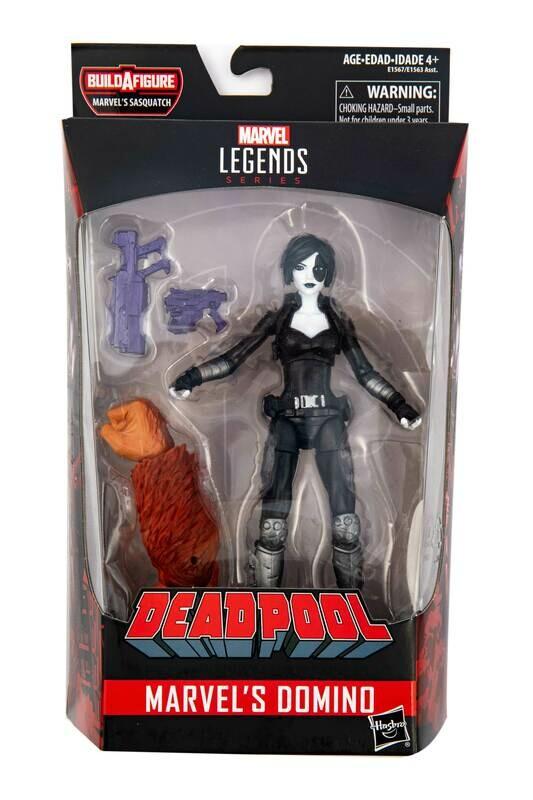 Domino Legends Series Action Figure
