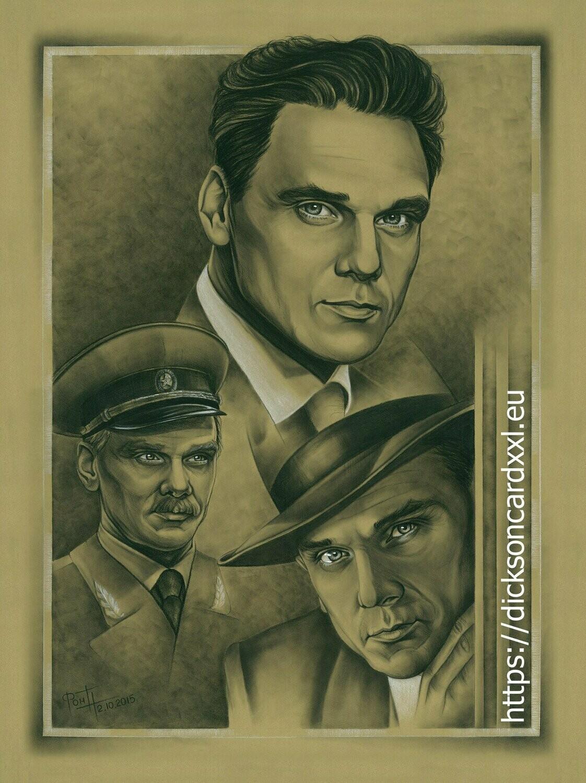Portrait of George Yumatov