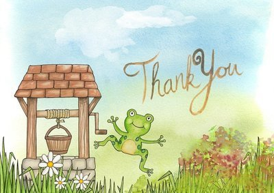 Frog , Thank You
