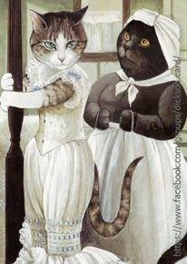 Cats Susan Herbert 😻