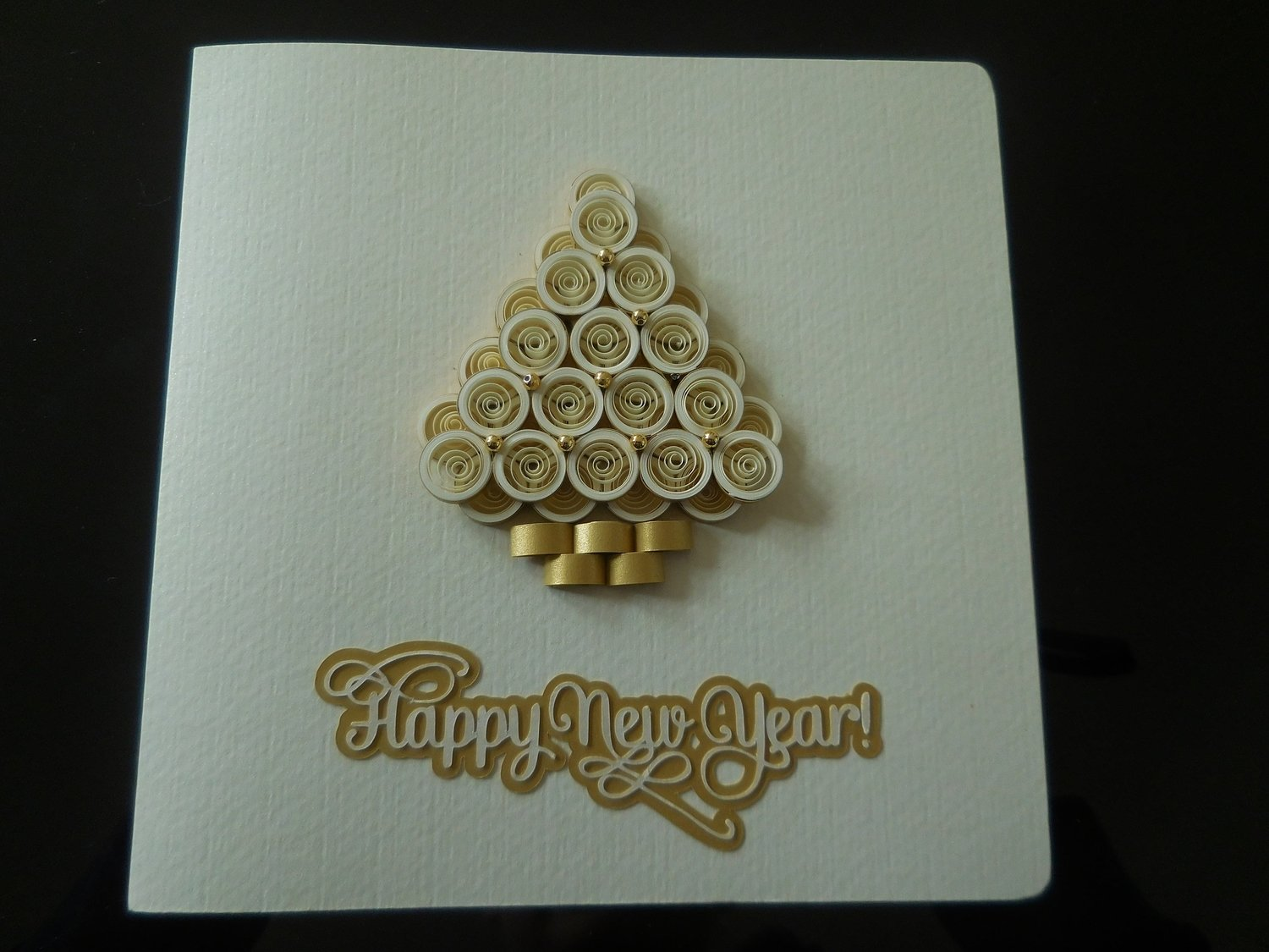 Happy New Year ( gold )