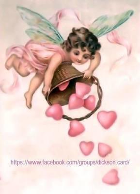 Saint Valentine angel