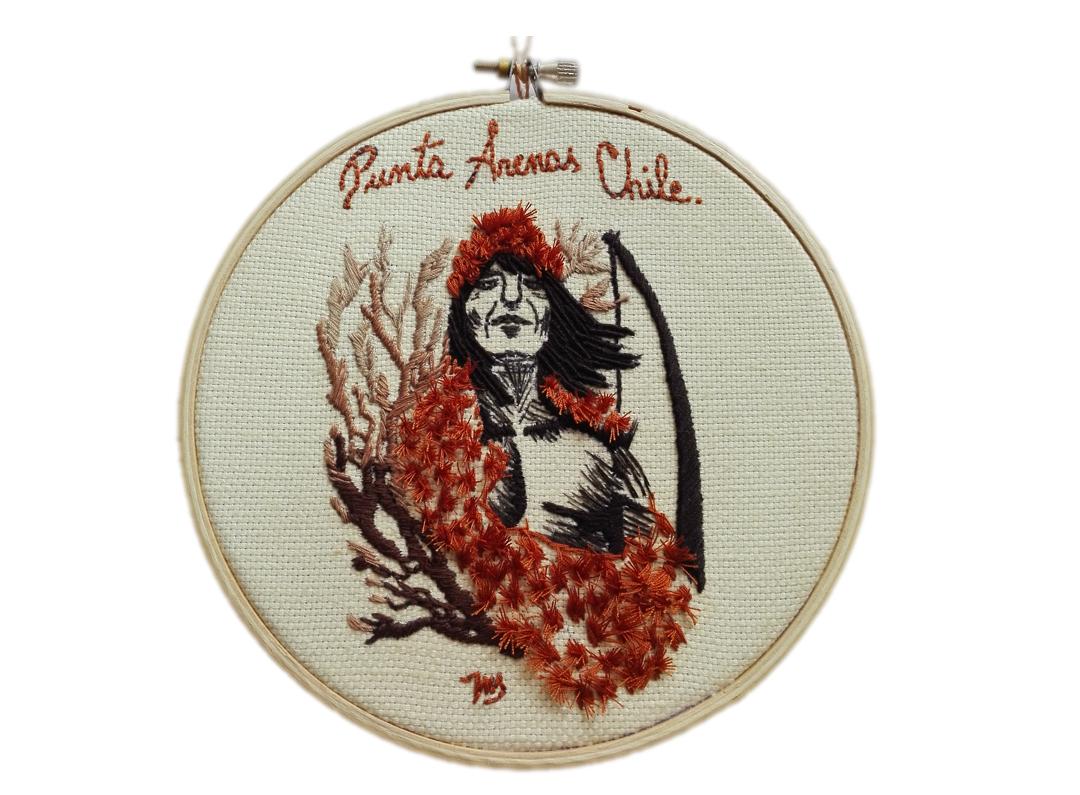 Embroidery of Patagonia / Bordados de la Patagonia