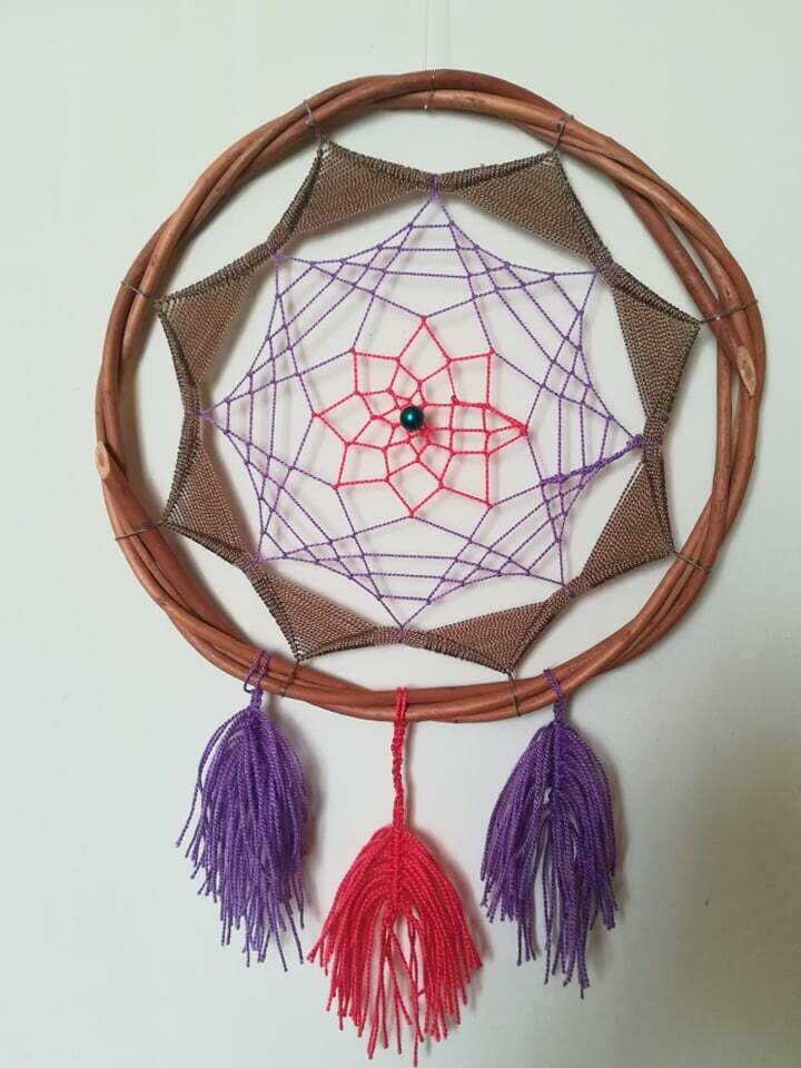 Dream Catcher Workshop / Taller de Online Atrapasueños