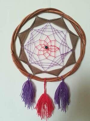 Dream Catcher Workshop / Taller de Online Atrapasueños
