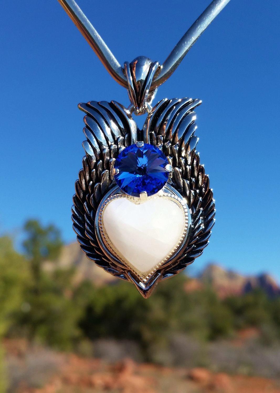 Sophia Goddess Heart Archangel of LOVE  Blue Ray Shambhalla/Sedona White Light Crystal {Angel Sale} $444.00/777.00