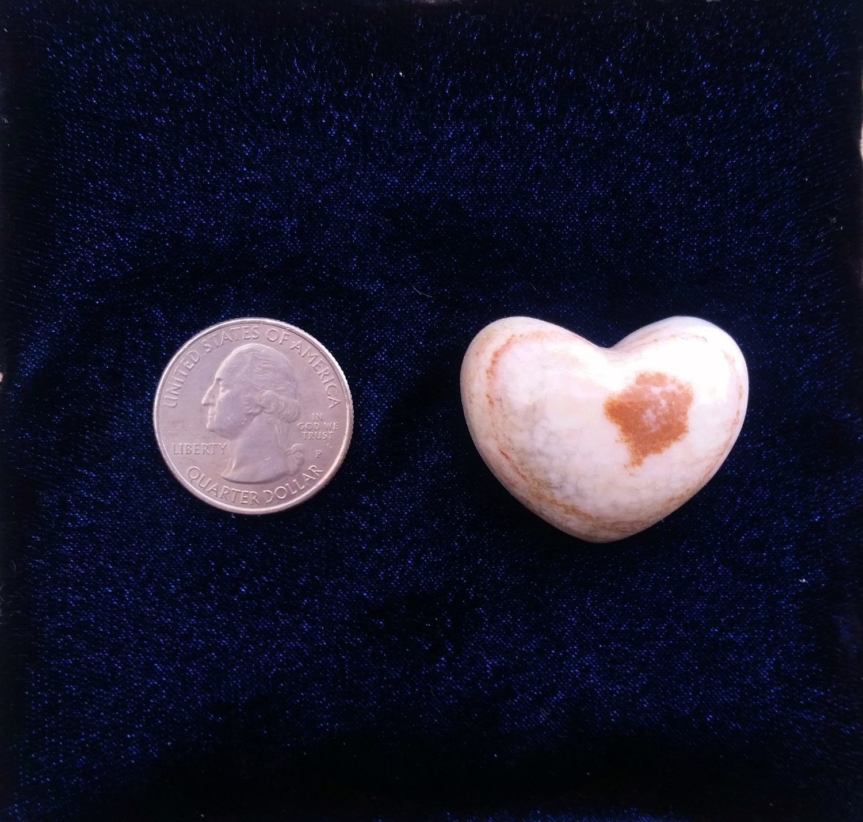 Baby Holding Heart White Light Sedona Crystal Universal LOVE & Miracles