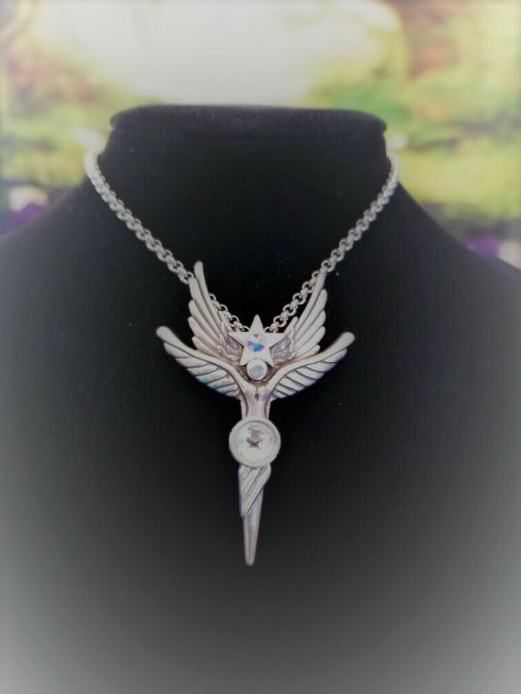 Sedona Angel Star Sterling Silver/Retreat Angel sale$199/$244.00