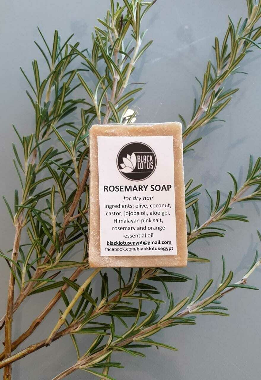 Rosemary Soap for Hair