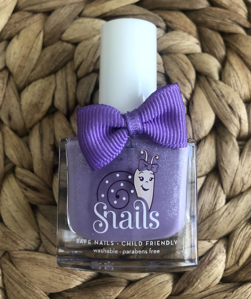Snails Safe 'N' Beautiful Nail Polish colour variations