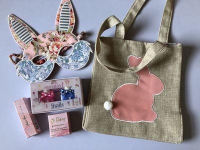 Play Makeup Gift Bag - Pom Pom Bunny 2