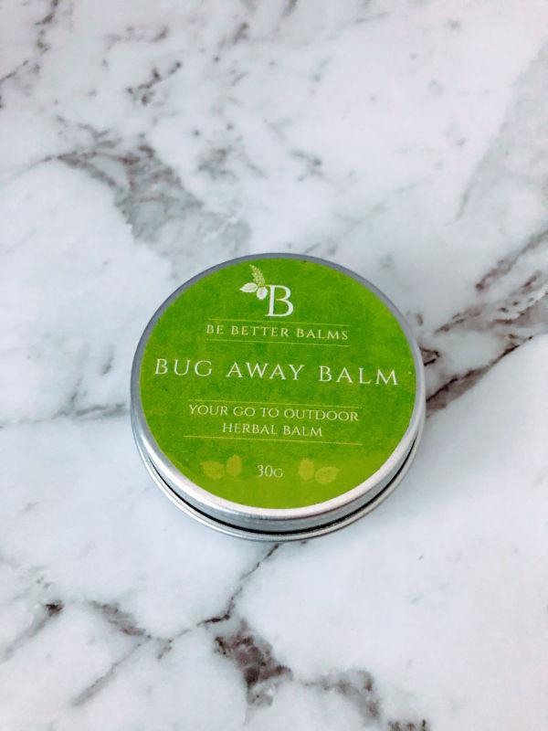 Be Better Balms - Bug Away Balm