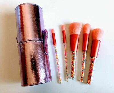 Makeup Brush Kit Sprinkles
