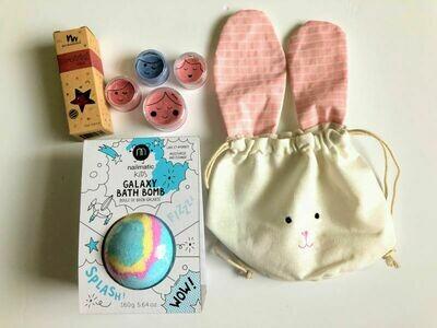 Play Makeup Gift Bag - Floppy Bunny
