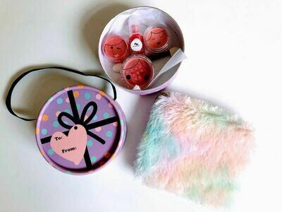 Play Makeup Gift Bag - Fluffy Pastel Gift Box