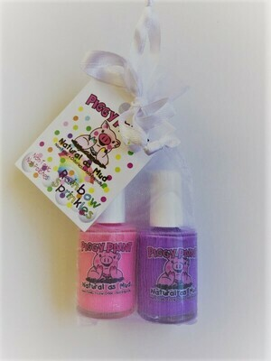 Piggy Paint Rainbow Sprinkles Duo Gift Pack