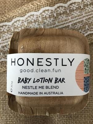 Honestly Baby Lotion Bar