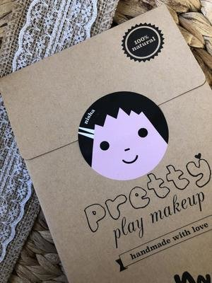 No Nasties Nisha Play Makeup Goody Pack