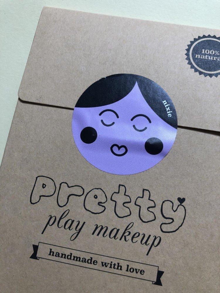 No Nasties Nixie Play Makeup Goody Pack