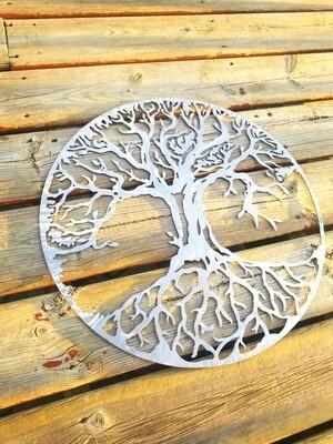 Tree Of Life | Metal Tree Wall Art | Lake House Decor | Tree of life Metal Wall Art