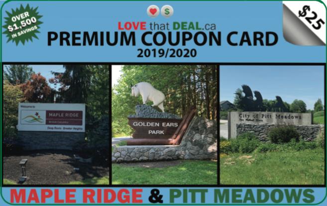 Premium Coupon Card - 4th Edition