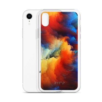 Paint Explosion iPhone Case