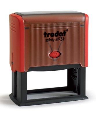 Штамп Автоматический Trodat 4931 Размер поля 70х30мм.