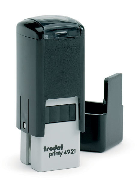 Штамп Автоматический Trodat Printy 4921   Размер поля 12х12мм.