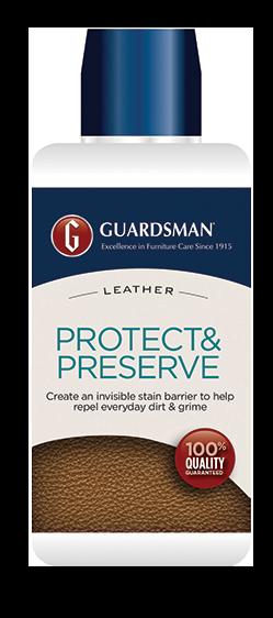 Guardsman Leather Protect & Preserve