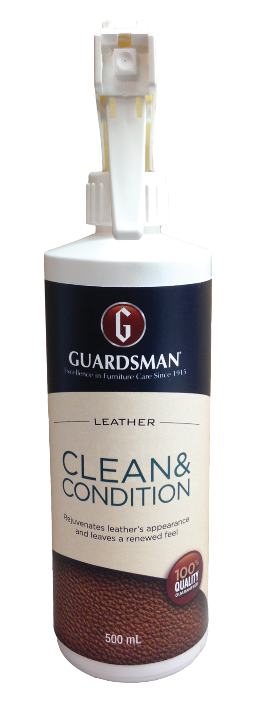 Guardsman Leather Clean & Condition