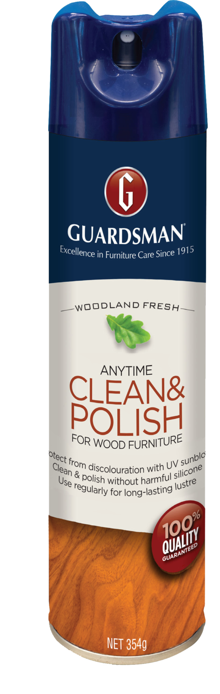 Guardsman Wood Clean & Polish