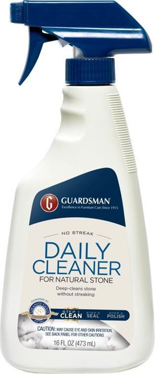 Guardsman Stone Daily Cleaner