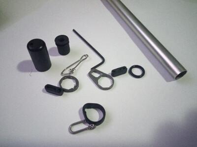 IOM Jib Boom Kit. A Rig Lightweight Boom.