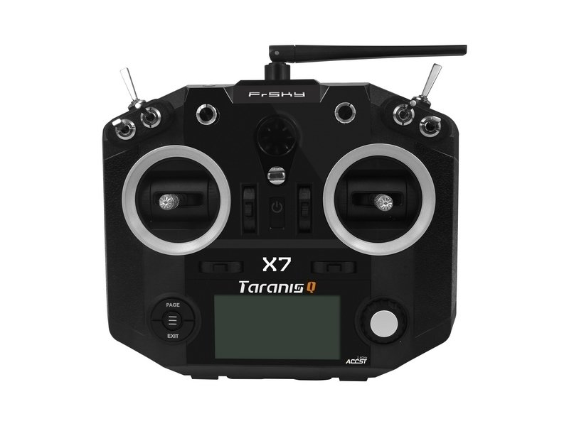 FrSky Taranis Q X7 Digital Telemetry Radio System (Transmitter Only) 2.4GHz ACCST